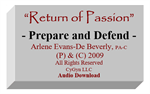 Prepare and Defend - Women's Heath Information Audio CD Download